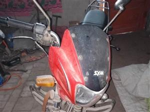 2009年五成新中华125摩托车一辆,三阳机器,至今跑了一万三千多公里,车况良好,地址:滑县万古镇,...
