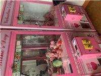 自用娃娃机,两台,因不做生意了放置在家,7成新,无任何问题,开店的可以供客人玩,便宜甩卖,诚心的需要...