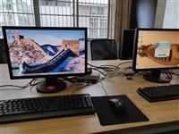 出售一批辦公電腦及桌椅