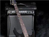 本人出售一台电吉他可以弹唱带吉他?? 音响,还有效果器一套装!有需要的联系
