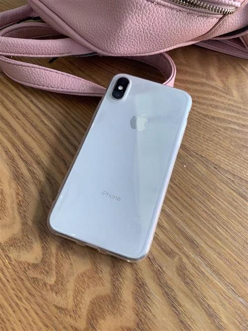 iphoneX       256G  银色      外观轻微划痕      无拆无修