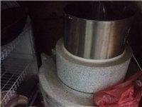 低价转让石磨机,肠粉机一个,只试过机,未使用,买来还在保修期。价格详谈