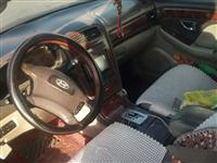 出售一輛老款,現代君爵車,自動擋,車審在19年8月了,保險買在明年了,車況良好,售價5千元。電話13...
