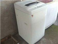 有一9层新海尔洗衣机闲置,现400元低价转让,要的联系。