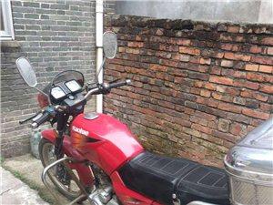 出售自家用二�摩托�