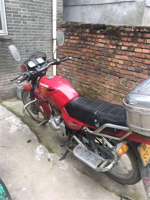 出售自家用二轮摩托车