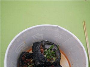 财富广场附近的长沙臭豆腐太好吃啦