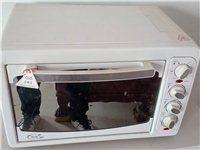 家用烤箱因為不在家用不用不著現在便宜處理!就用過幾次要的聯系