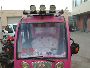 出售三轮电动车,一口价5000元,天山随时看车 有意者拨打18347636386 非诚勿扰