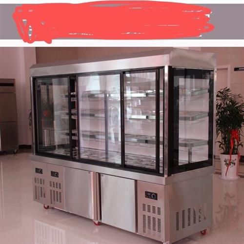出售一個展示柜,保鮮冷凍兩不誤,買成4500,用了半年,沒任何毛病,2000,可小刀,需要的來,微信...