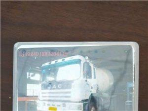 江淮牌重型水泥罐车
