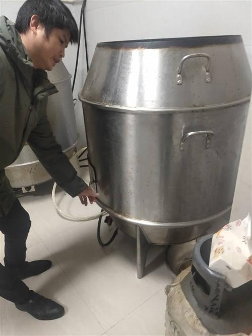煤氣烤鴨爐才用了一個月便宜賣