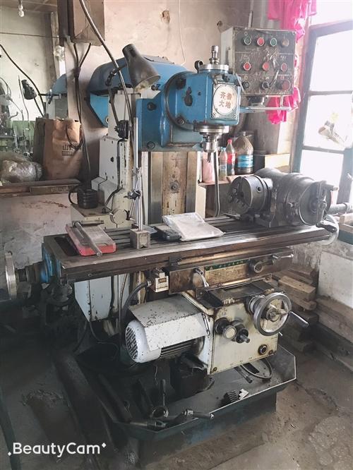整体出售机械设备,一直都是自家在用,设备九成新,有意者联系15585500898