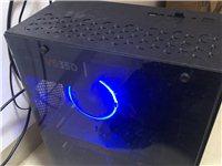 出售台式电脑一台,带鼠标键盘显示屏。显示屏27寸的,买的时候都要1200。一套一起出1800,需要的...