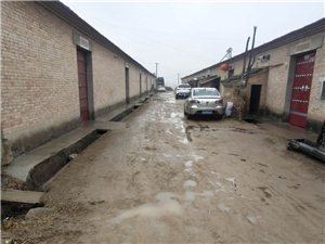 彬县农村道路下雨难出行