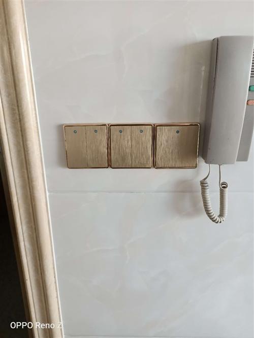家庭工厂店铺工程装修面板开关,处理价买到就是捡到。微信手机18022581232