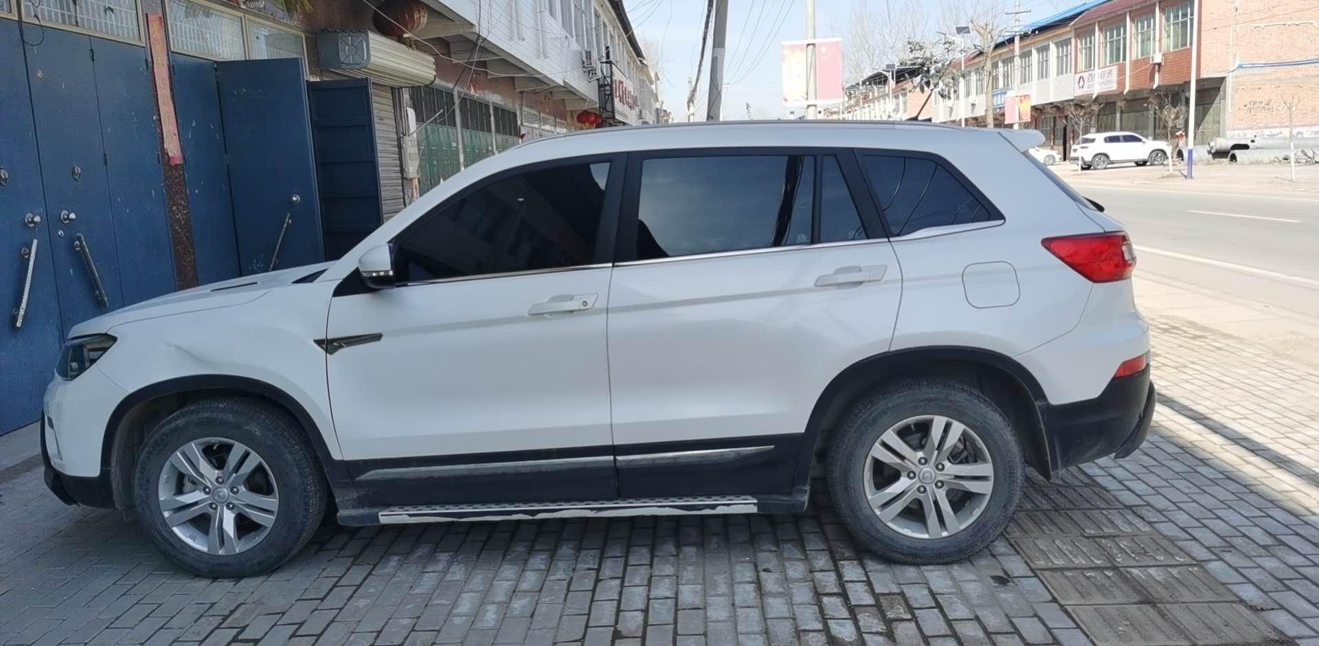 長安cs75(2.0手動豪華)SUV