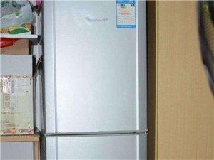 想买一个旧冰箱