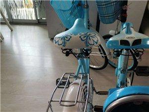 出售二台自行车