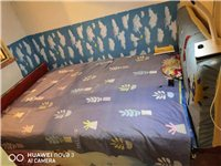 老式席梦思床,1.5*2.0在家里闲置。有需要的低价出售。100元