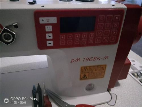 十成新智能縫紉機,有意買的聯系方式:15065216377