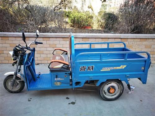 电动三轮车,大电瓶,带高低速,有劲跑的远
