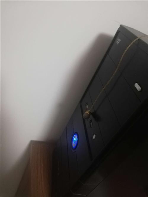 纯个人家用台式电脑,几乎没怎么用过,原来玩玩网游,运行一般游戏和日常使用绝对没有问题,现在有笔记本用...