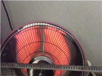 KONKA大號碳纖維速熱小太陽,總高63cm總寬50cm,兩檔1000瓦,可搖頭,可定時,九成新,1...