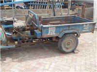 机动三轮车,没出过力,可正常发动,腾地方,废铁价出