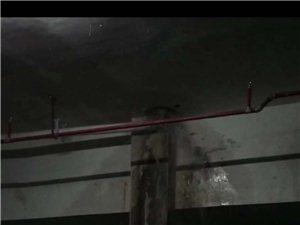 于都福熙城小区地下车库长期漏水,谁来管