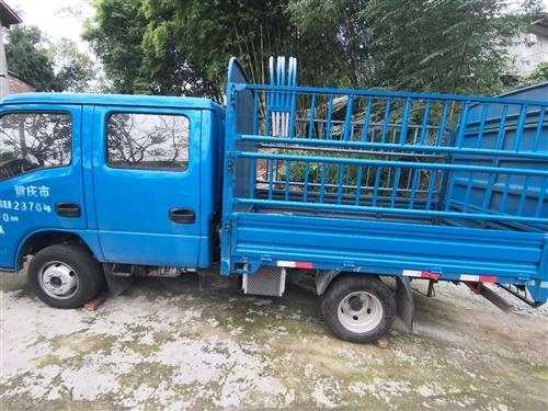 出售个人二手轻卡货车19年5月份上的户带双保!行驶了两千多公里准新车价格便宜