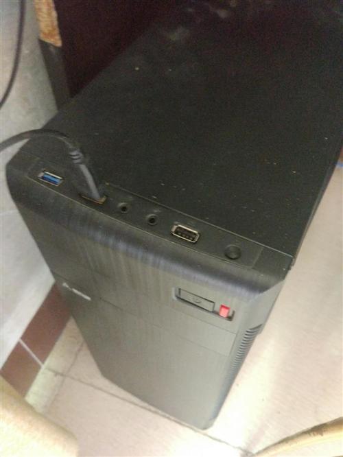 华硕台式电脑主机 配置如图 处理器是至强e3 1220 v2 显卡是技嘉gtx660oc 2g...