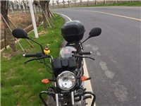 雅馬哈Yamaha天劍國三跨騎摩托車JYM125,13年4月出廠,14年底購買,有合格證發票,化油器...