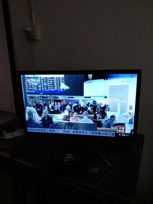 乐华电视,超高清1960x1080, 22寸,TCL公司出品,今年7月前几天买的,欲买从速。县城的城...