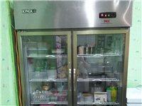 星星牌冷藏柜、小冰柜低價處理,使用了不足一年,在保修期。沒有在油膩環境使用過。另有一些烘焙用的轉盤,...