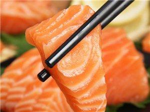挪威三文鱼刺身外卖