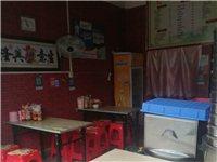 本人在大秀路实验小学后门侧有一早餐店,店內做早餐设备齐全,设备九成新,有独立厨房,油烟机通风设备**...