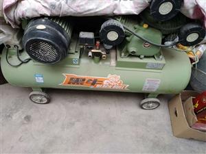 7.5Kw空压机,几乎**,价格美丽,肃州区,春光市场附近,随时看机
