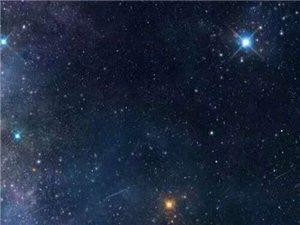 《看着星星总想你》文/宽容