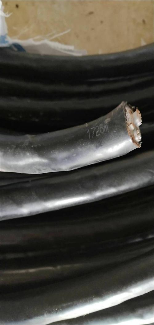 三相地埋电缆线铝芯350米