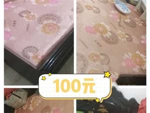 叶�嗍俳掷铮�老式床,特别结实,价格超级合适