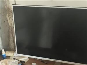 出售自用电脑一台,32寸曲屏显示,i5cpu,显卡