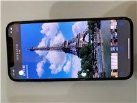 转让闲置的iphoneX64G手机一台,成色很好