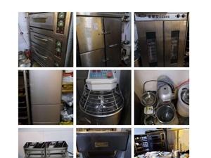 有一套烘焙设备出售,需要购买可以联系19976328899微信同步