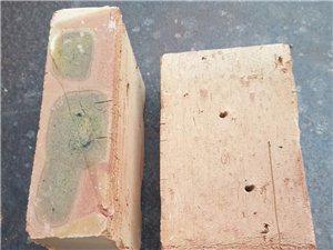 常年出售火神电烤砖,传统小土窑红砖,六寸头