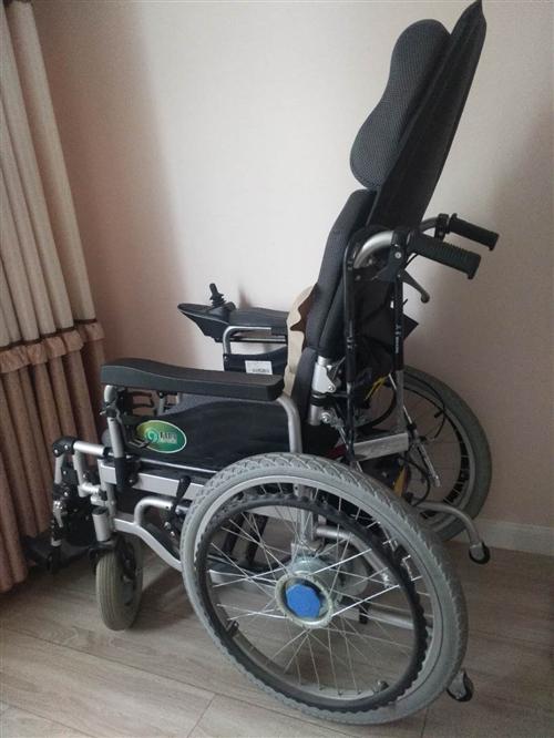 九圆**电动轮椅,HG-W660全躺