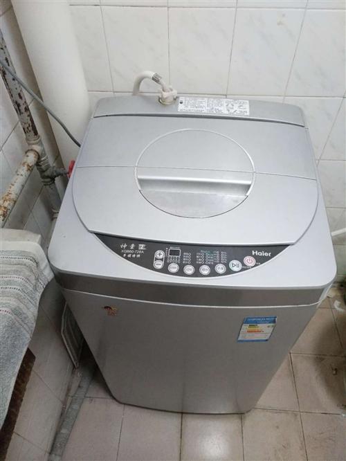 因去外地上班,現出售冰箱,洗衣機個一臺。價格面議。有需要的朋友聯系我