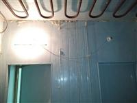 二手冷庫,長4米,寬2.6米,高2.5米,八成新,價格12000左右。有意者聯系電話18049131...