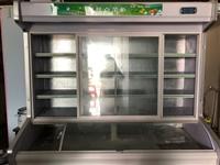 冷凍點菜柜 商用冰柜 麻辣燙可用 可現場看實物 有意者可聯系我