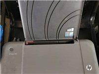 惠普1000墨盒打印机转让,买来580元,用了两三年,都还好用,但墨盒没有墨了,要自己买一个,现10...